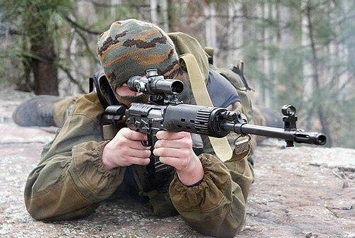 снайперы ссо вс россии в сирии